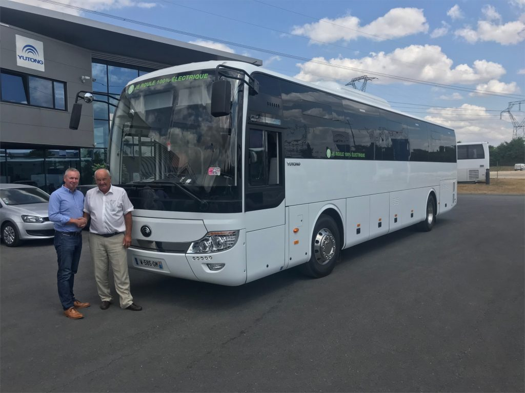 westway electric coaches