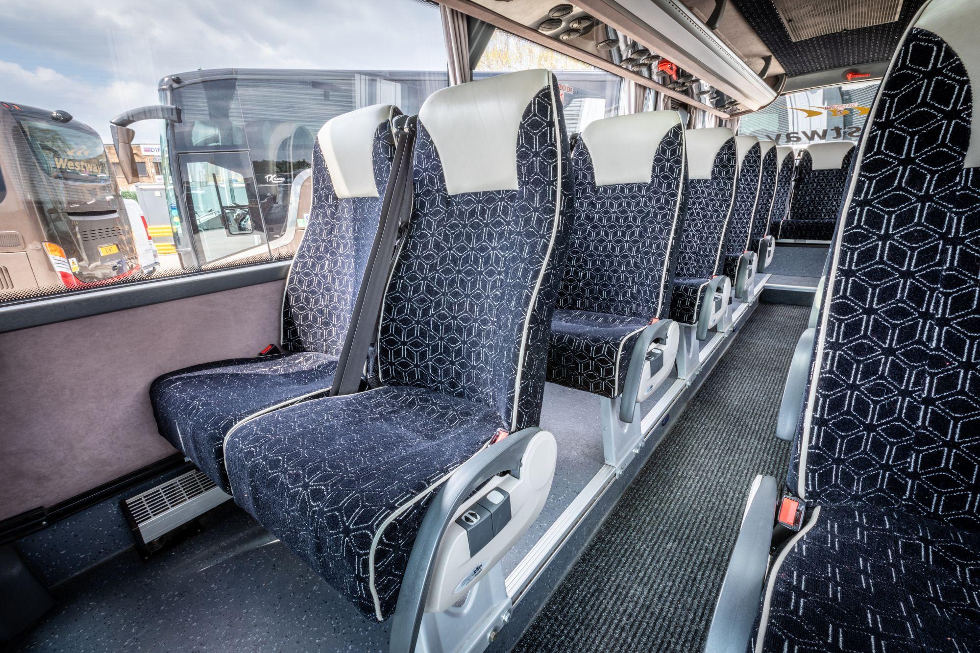 19 seater interior 1 1