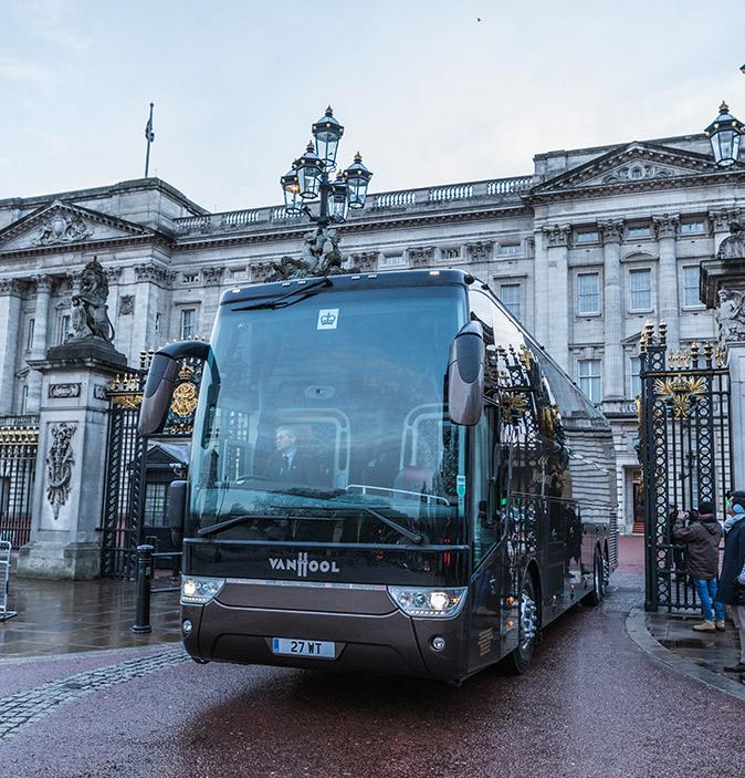 Luxury Coach Hire London Westway Coaches